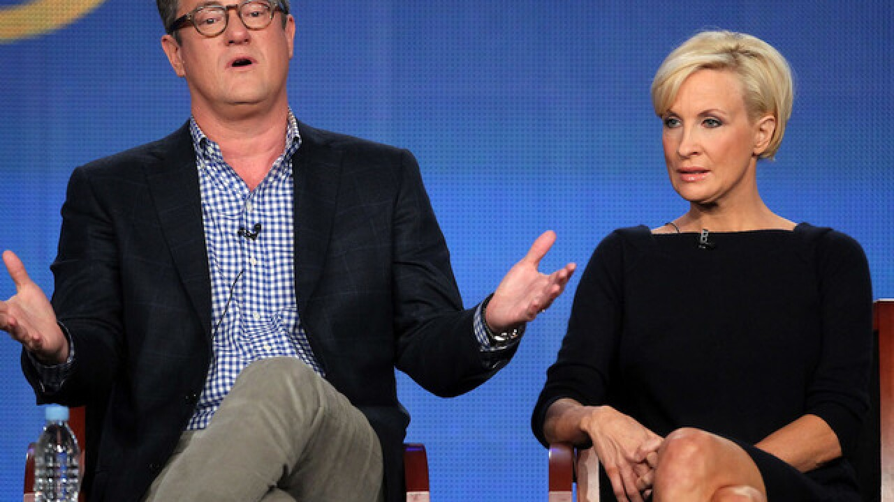 'Morning Joe' co-hosts question Trump's mental health in op-ed