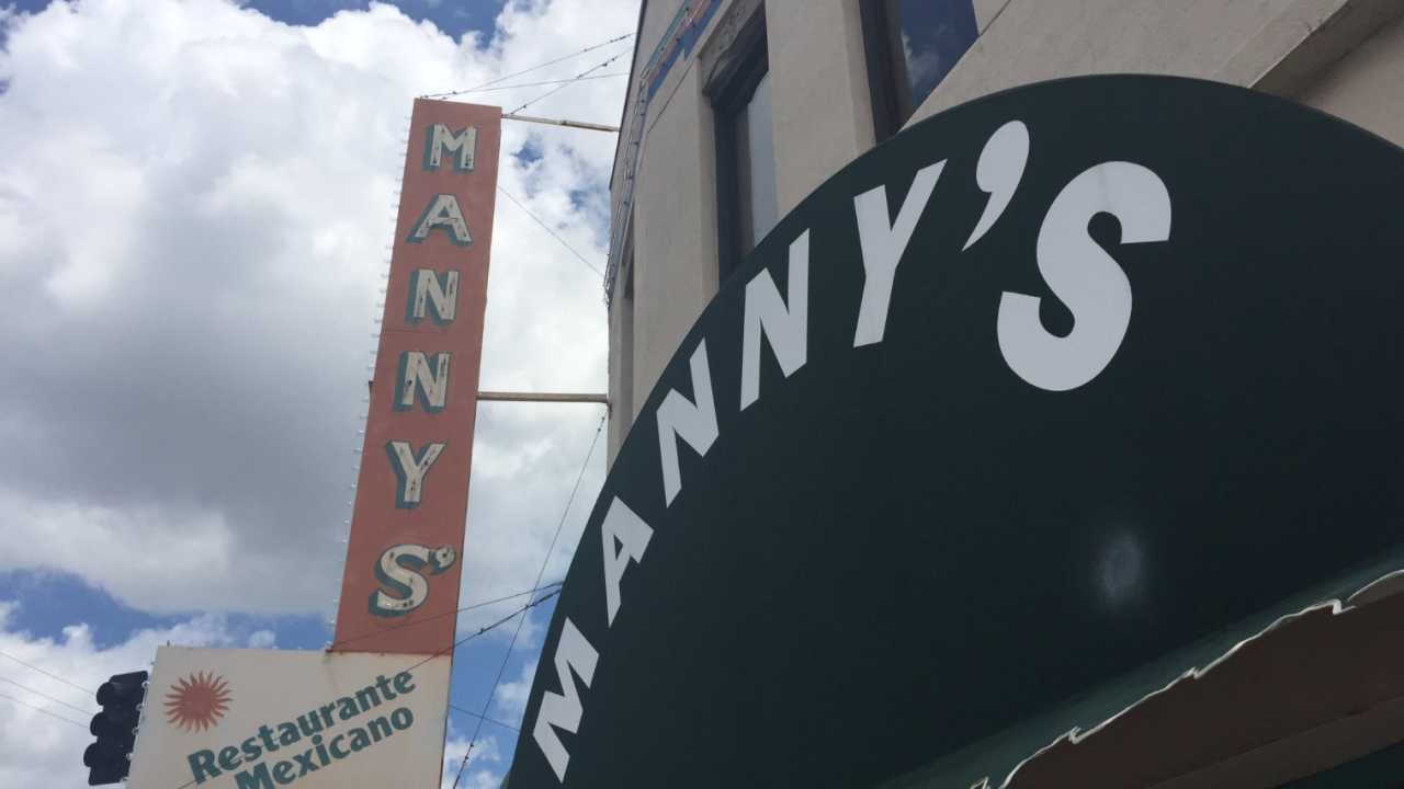 Manny's Mexican restaurant