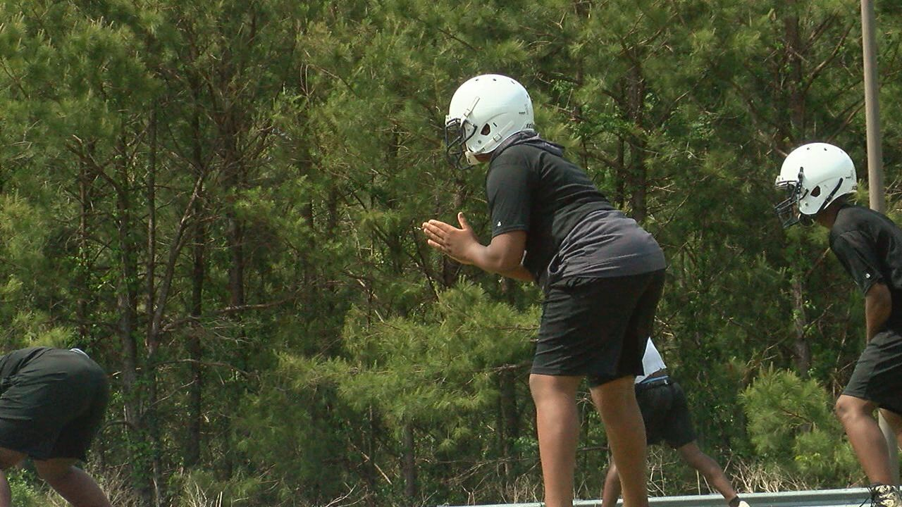 Spring Football Check-in: Gadsden County Jaguars