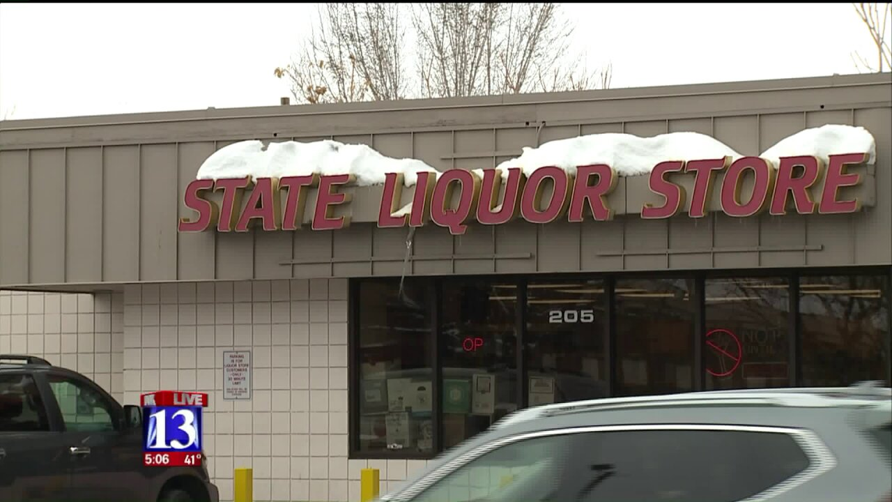 Neighboring business blames downtown State Liquor Store for neighborhood's condition