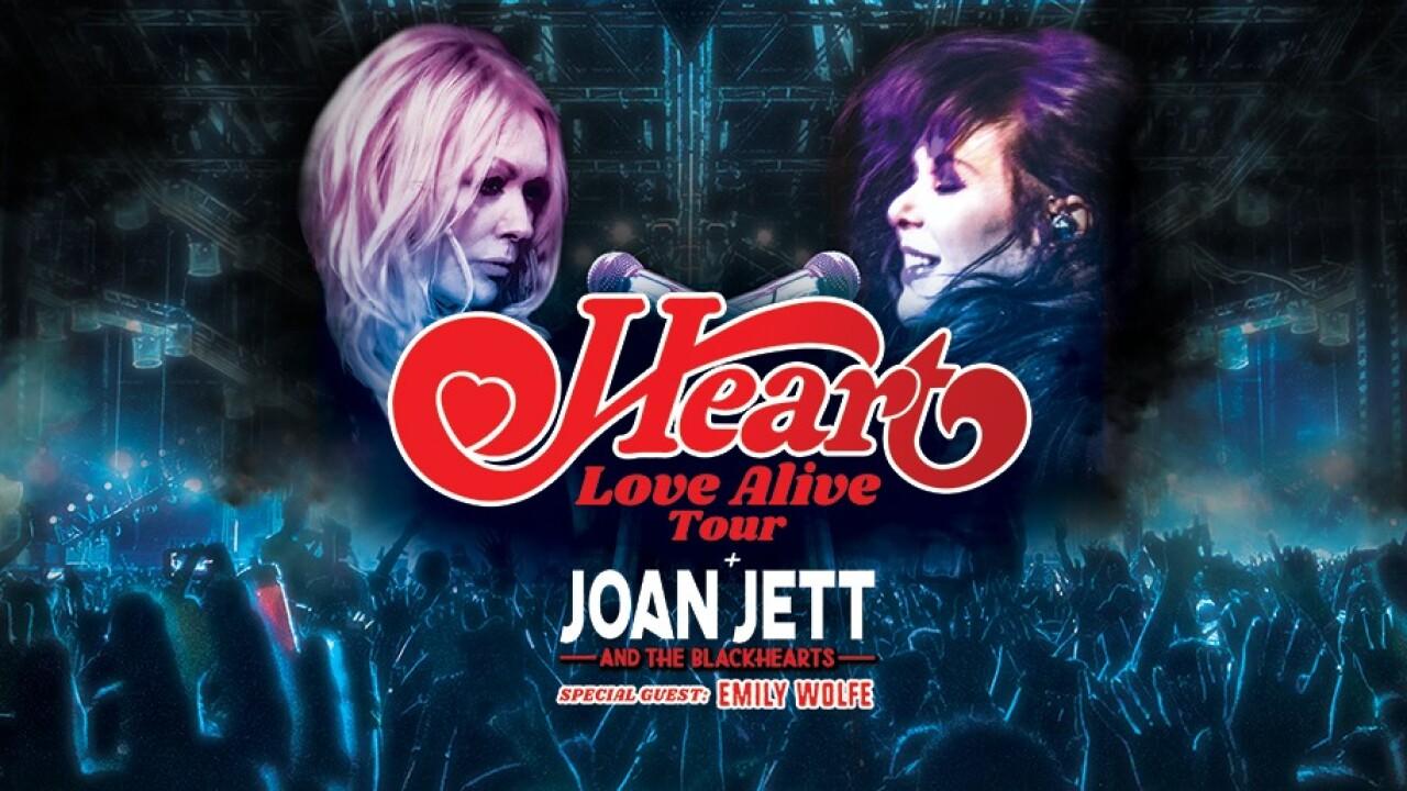 Courtesy Heart, Joan Jett and the Blackhearts