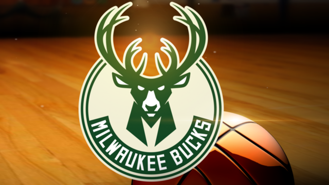 Grand Dancers steal the show during Milwaukee Bucks game