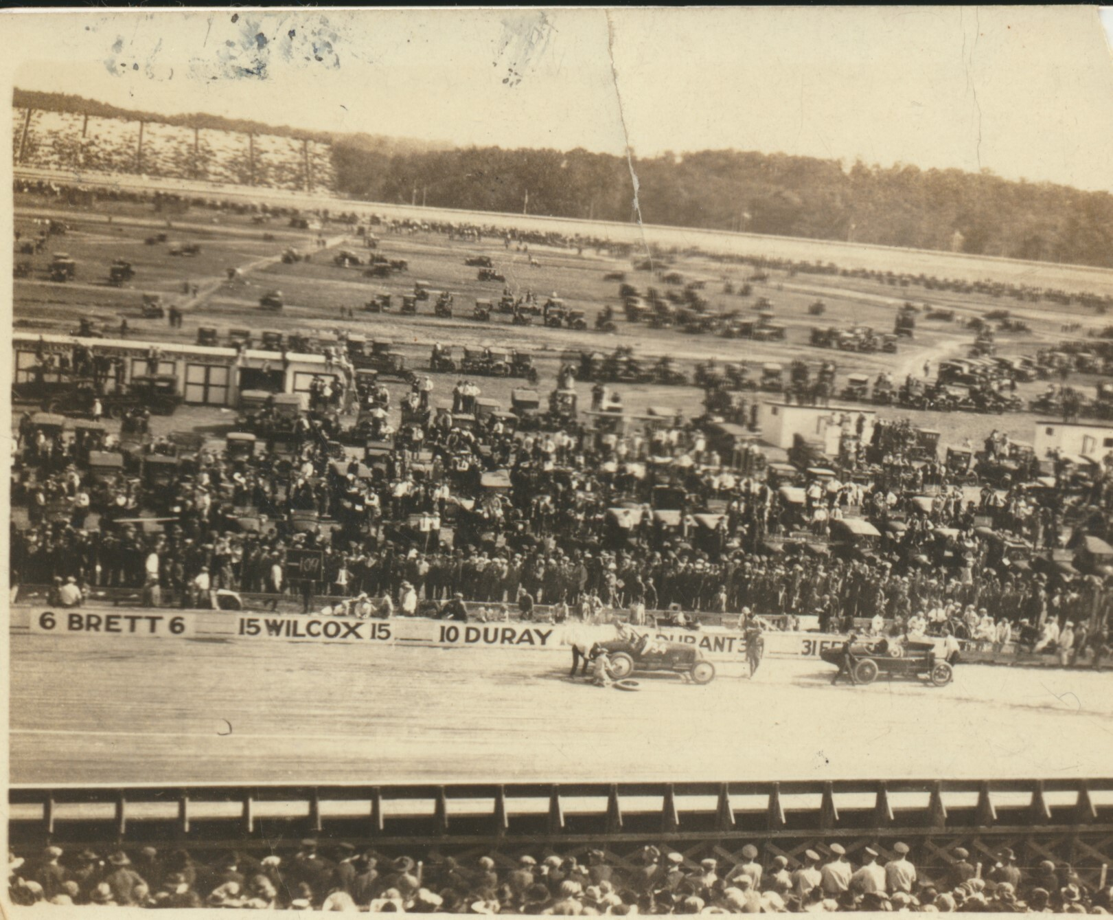 bannister complex racetrack 2