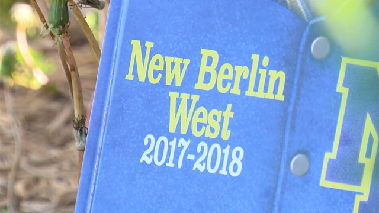 NB West student writes anti-Semitic senior quote
