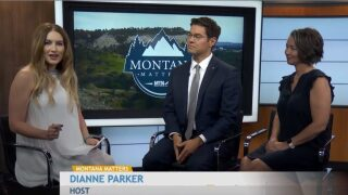 Montana Matters Interview with Big Brothers Big Sisters of Yellowstone County