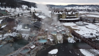 Famous hot springs in Colorado offer more than meets the eye