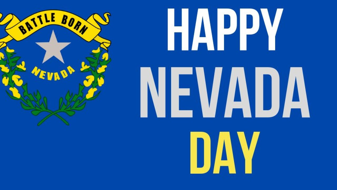 Happy Nevada Day What Do You Know About Nevada
