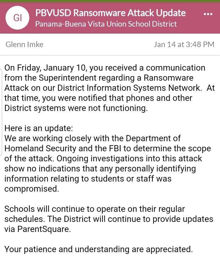 pbvsd alert