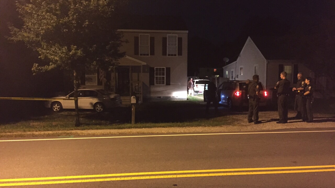Man in custody after confessing to killing 'his family' in Chesterfield home: policesources
