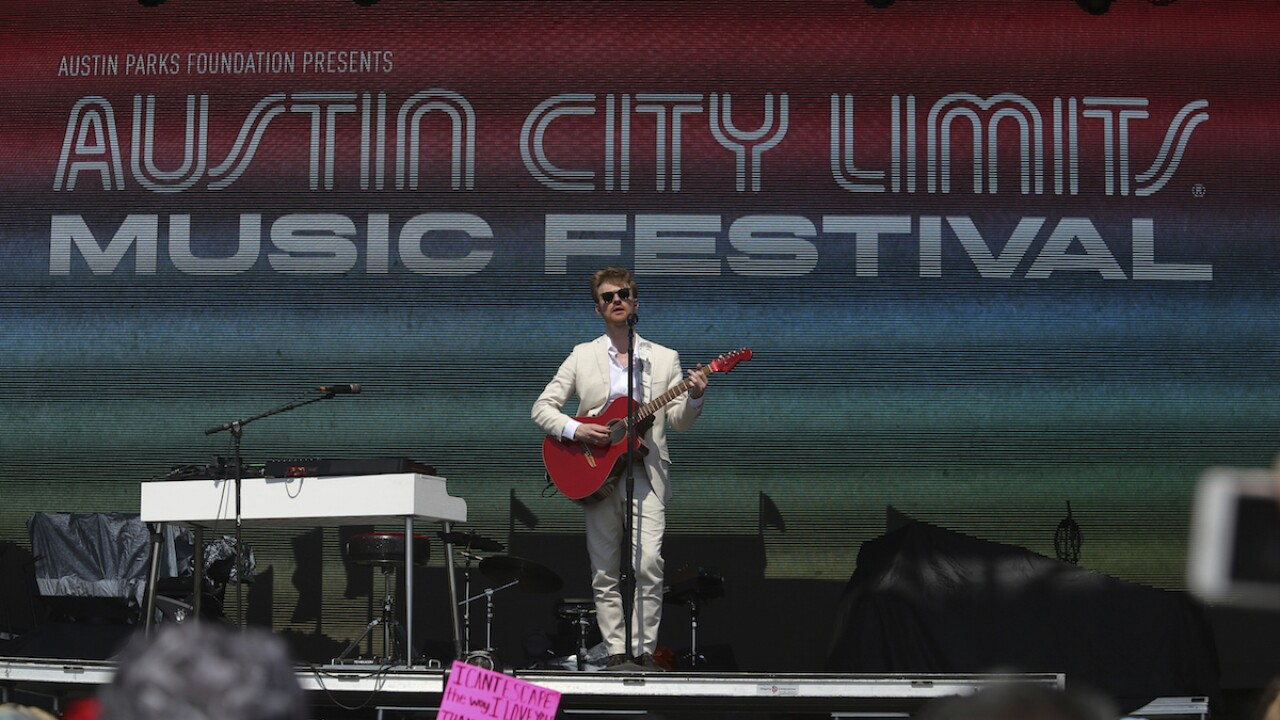 Austin City Limits music festival canceled as virus surges