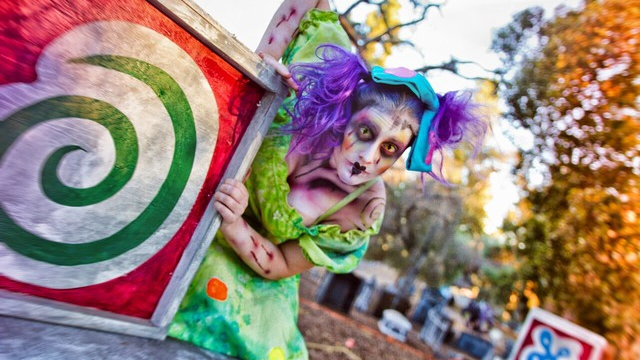 Halloween family fun, haunted houses, and parties in San Diego