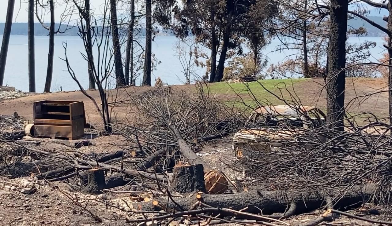 Boulder 2700 fire lost structure