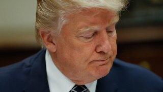 Trump reshuffling legal team