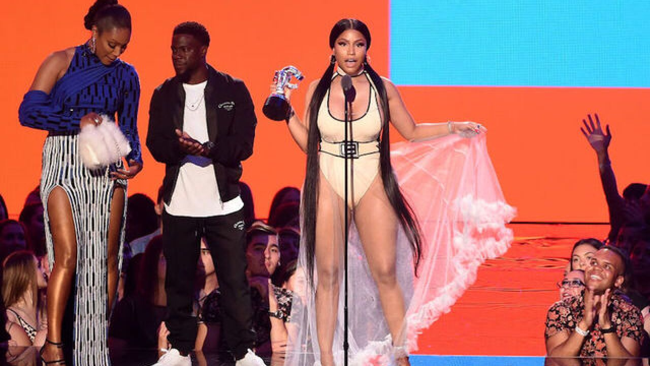 MTV VMAs 2018: Camila Cabello is artist of the year, Cardi B is best new artist, and more