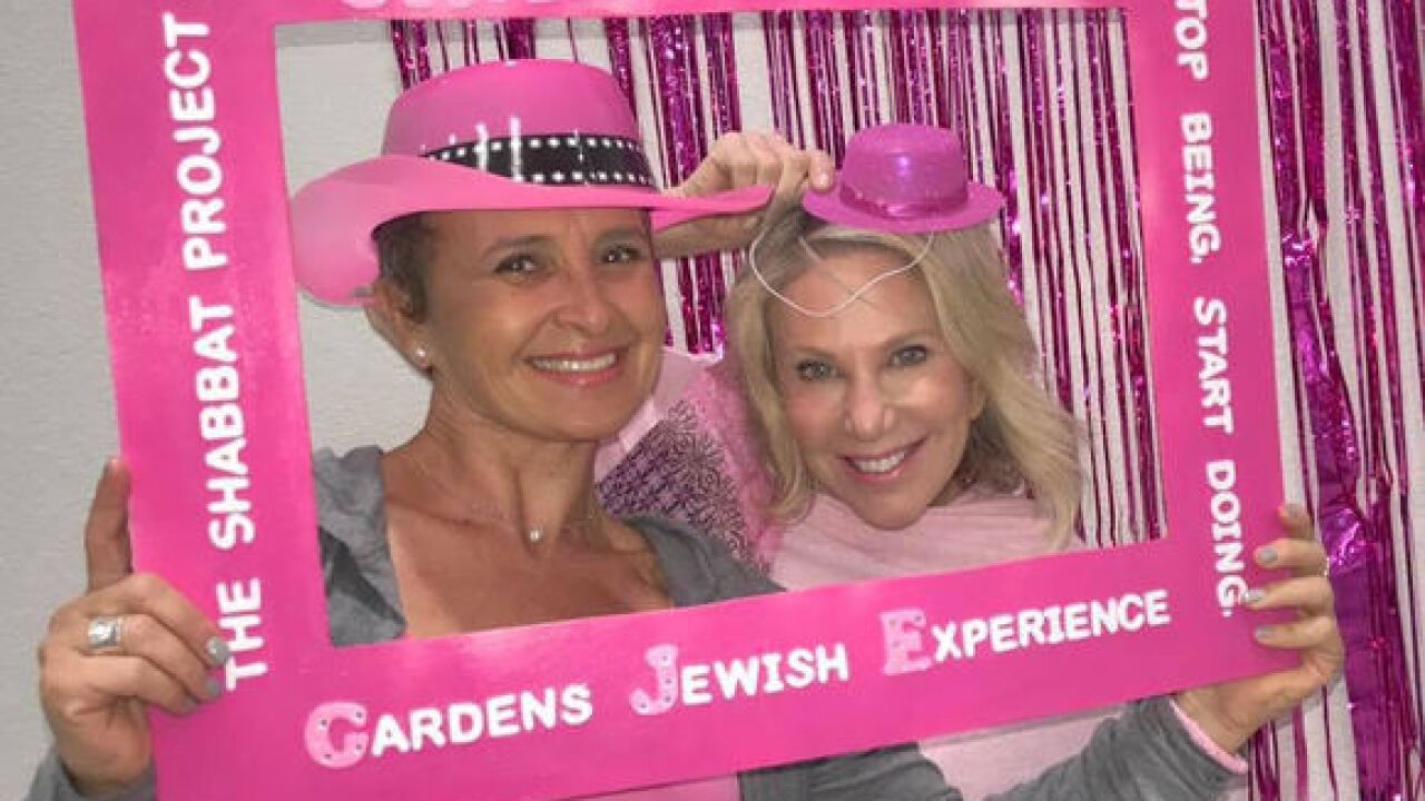 Palm Beach Gardens group helping Jewish women with BRCA gene who are more prone to breast cancer