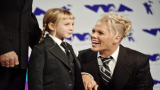 Pink's Daughter, Willow, Has A New 'punk Rock' Haircut And She Looks Adorable