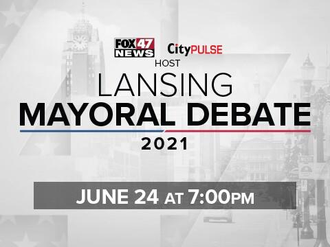 Lansing Mayoral Debate 480x360