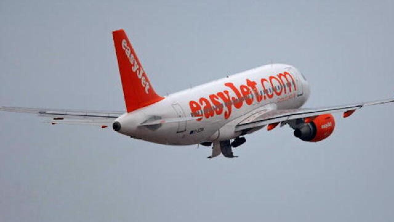 EasyJet employee accused of punching passenger who was holding a baby