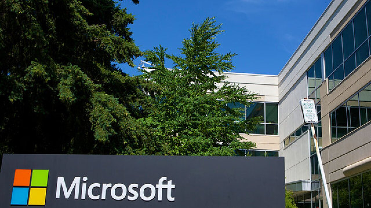 Microsoft cuts thousands of jobs