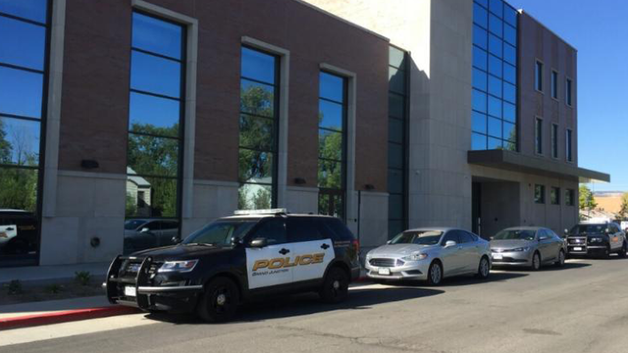 Grand Junction police investigating death at Colorado Mesa University
