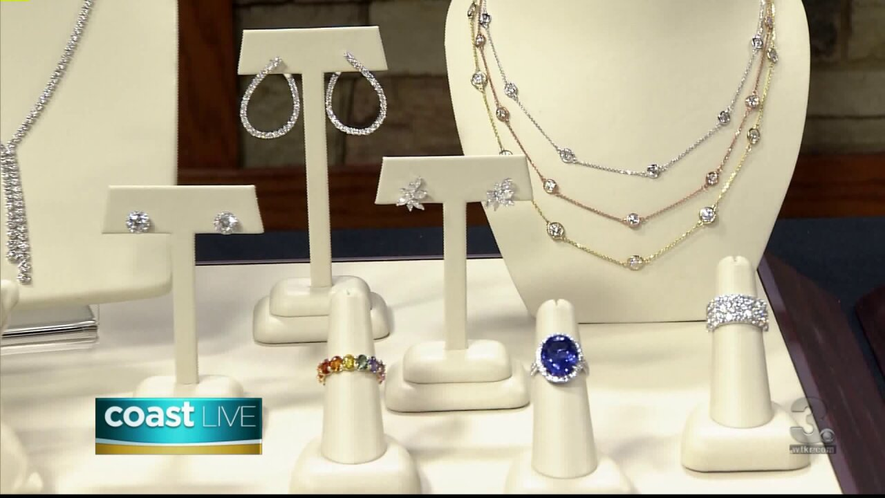 Holiday gift ideas from Diamonds Direct on Coast Live