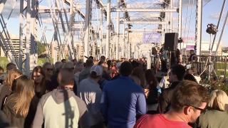 Party on the Purple People Bridge 2021