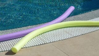 How To Teach Your Kids Fractions Using Pool Noodles