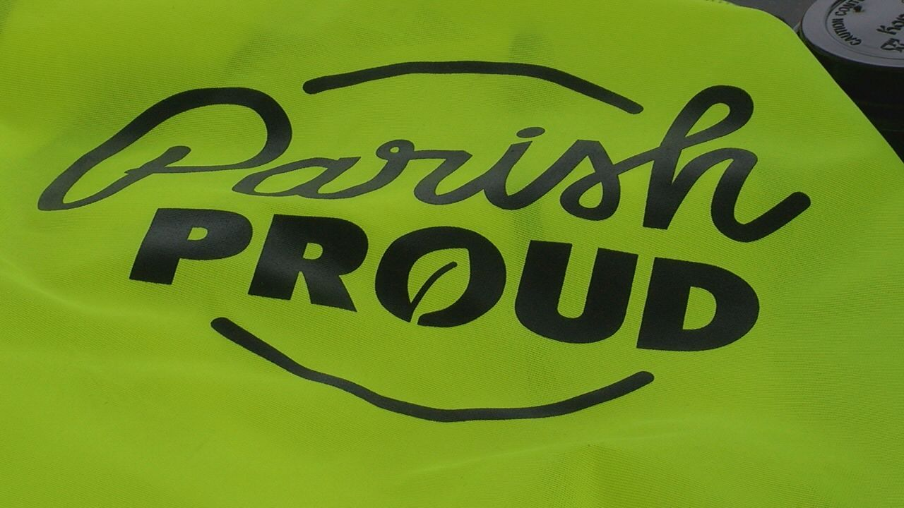 Parish Proud logo