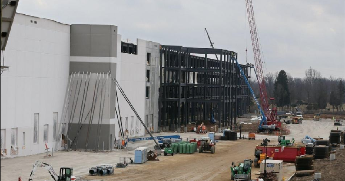 workforce needed for amazon s new fulfillment center in akron doubles to 3 000 official says fulfillment center in akron doubles