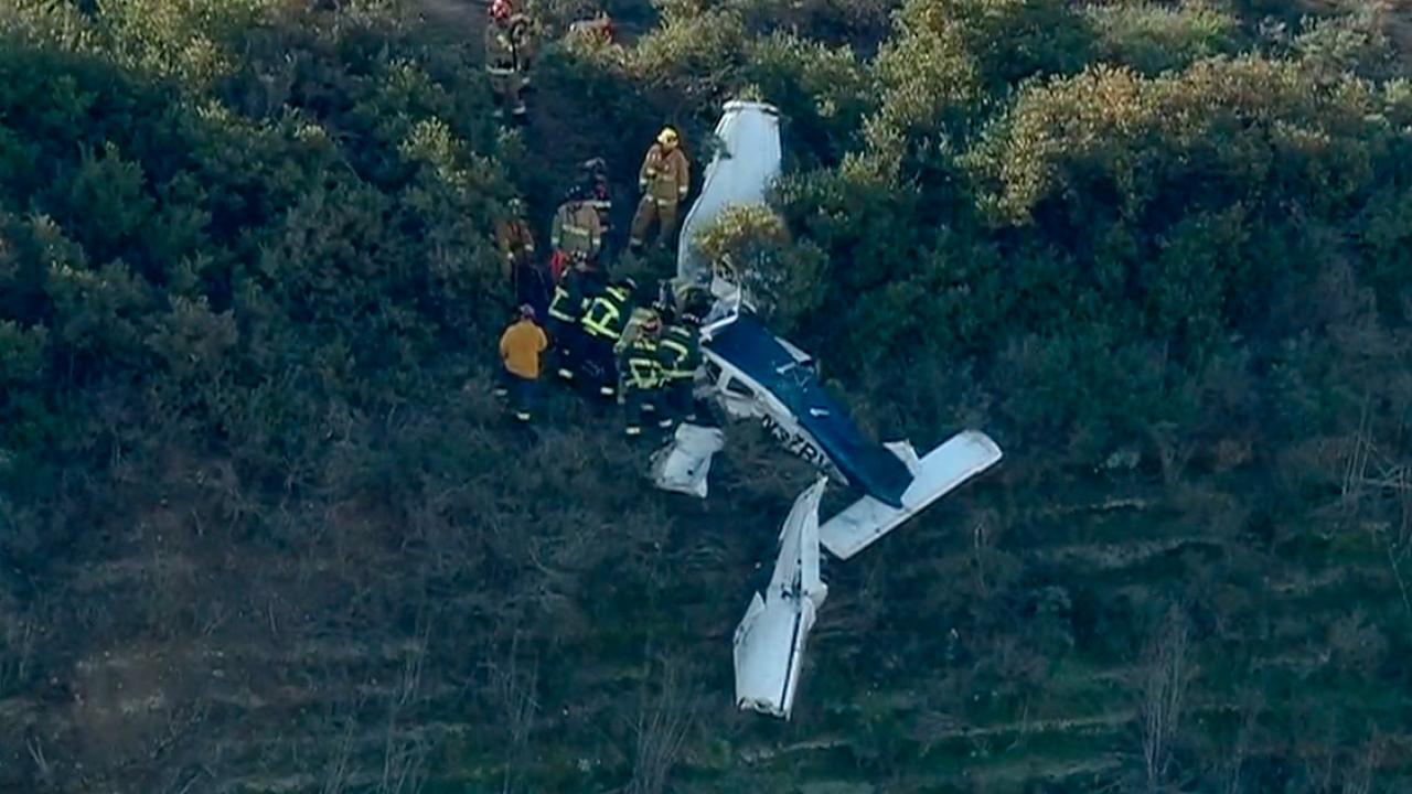 Oceanside plane crash