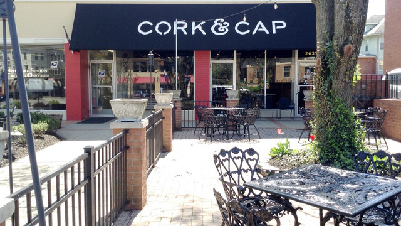 Cork & Cap is Hyde Park's new spot to sip, eat