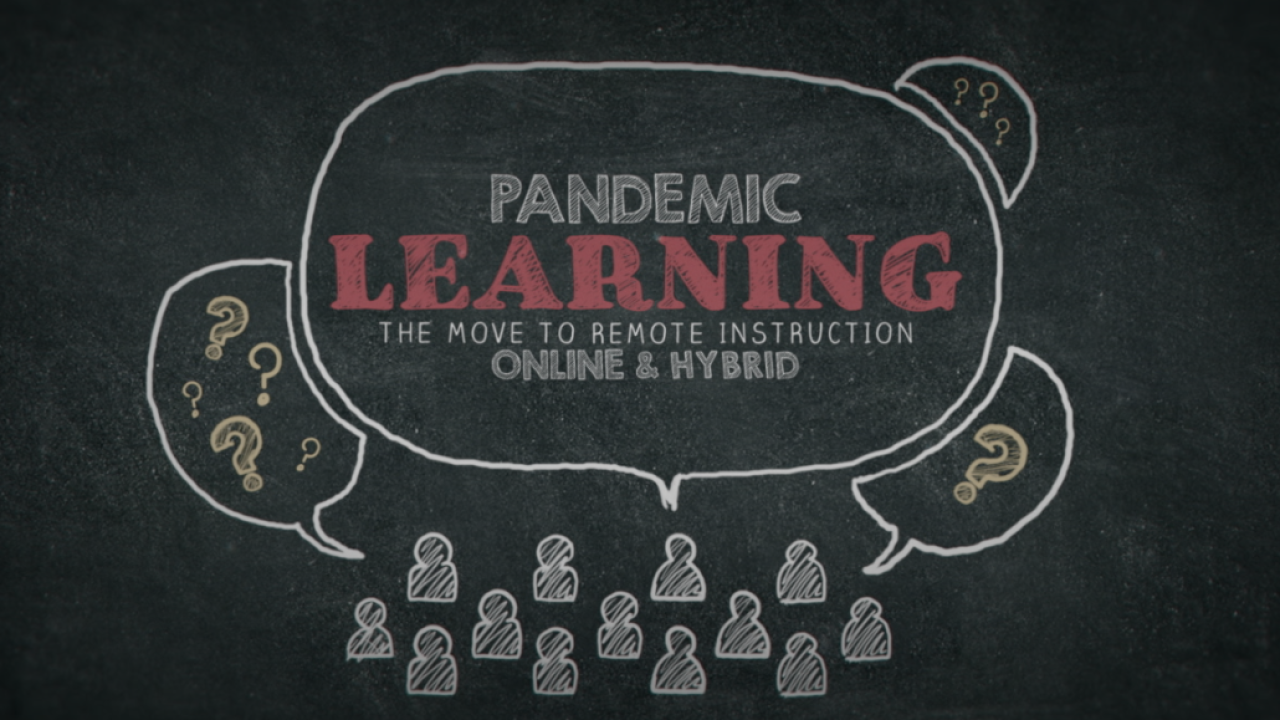 Pandemic Learning 2020