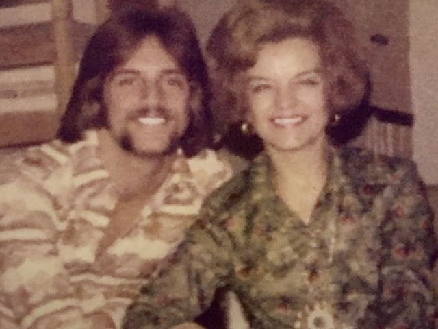 WPTV reporters and anchors share photos of their moms for Mother's Day