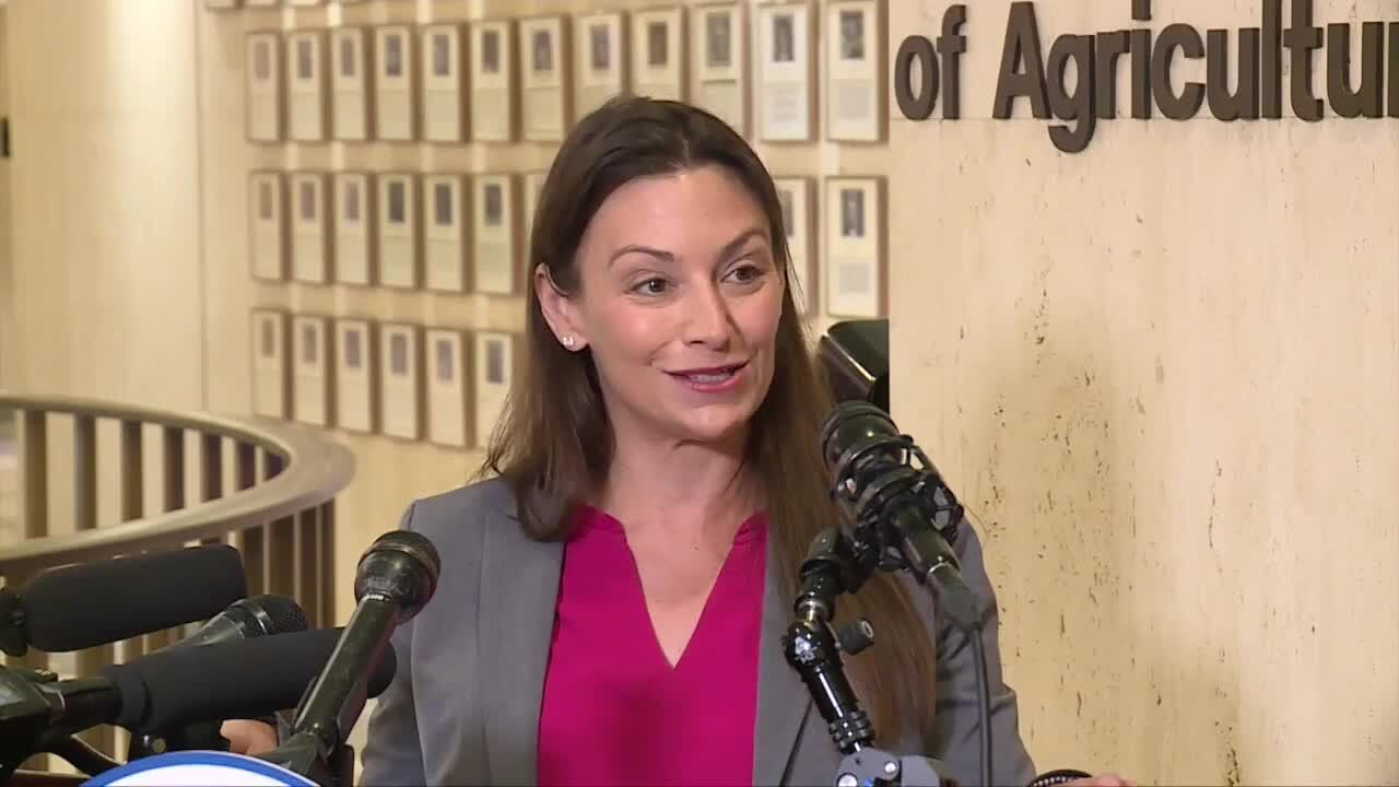Nikki Fried says it 'makes absolutely sense' for her to run for governor, May 4, 2021