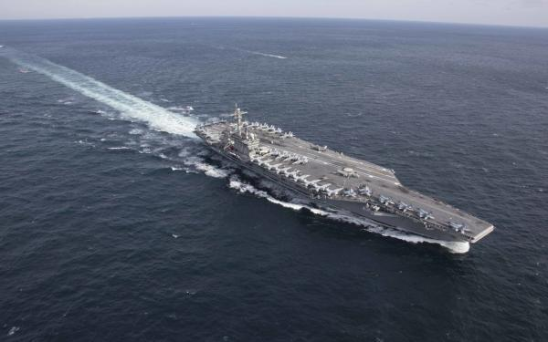 Photos: Watch: USS Abraham Lincoln deploys from Norfolk, will shift to new home inCalifornia
