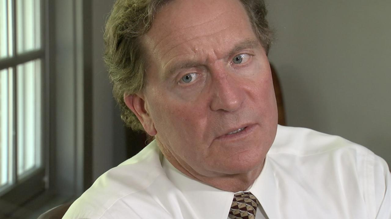 Konrad Kircher, attorney for abuse survivors in Ohio.
