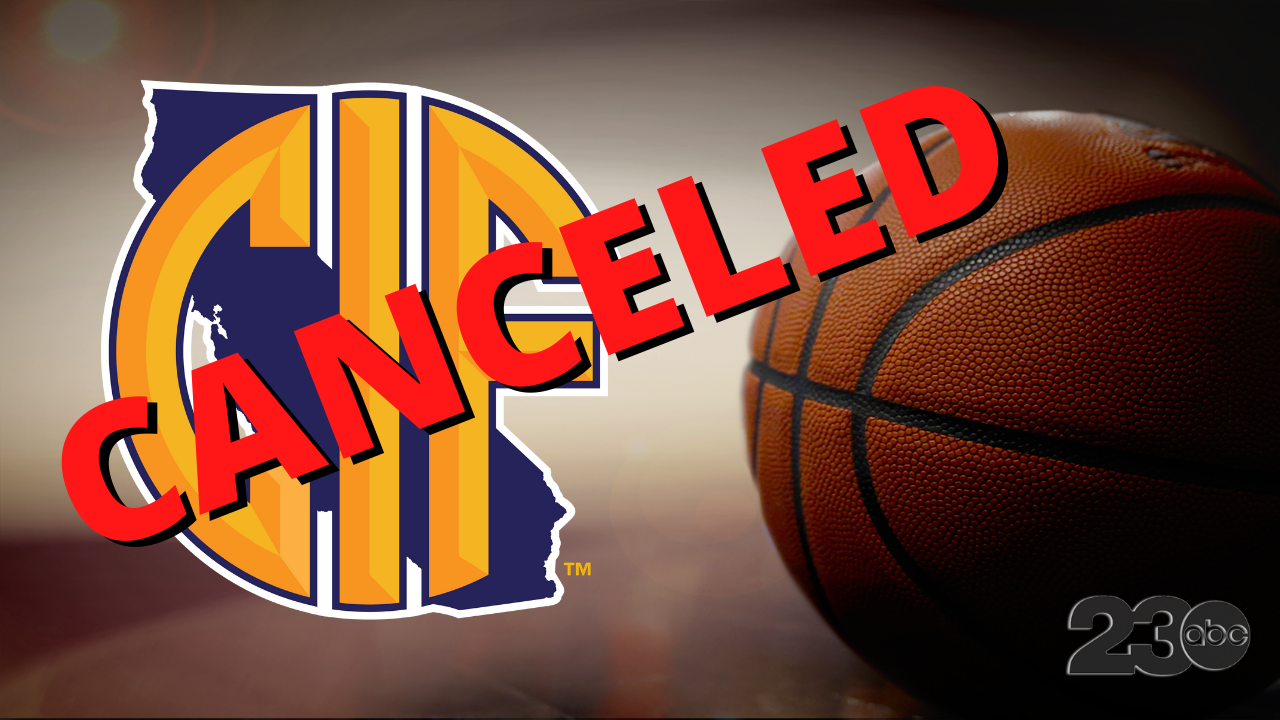 CIF Basketball Championships Canceled