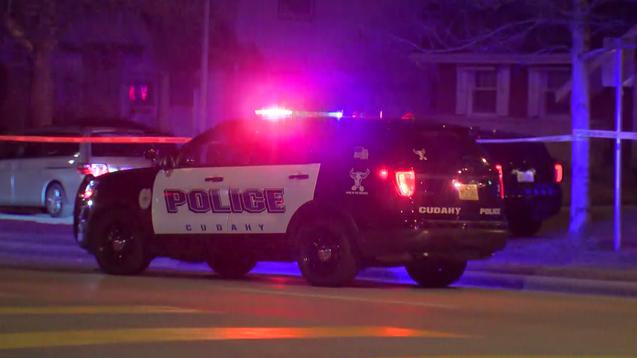 Cudahy officer involved shooting