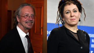 Nobel Prizes in Literature awarded to authors Peter Handke and Olga Tokarczuk