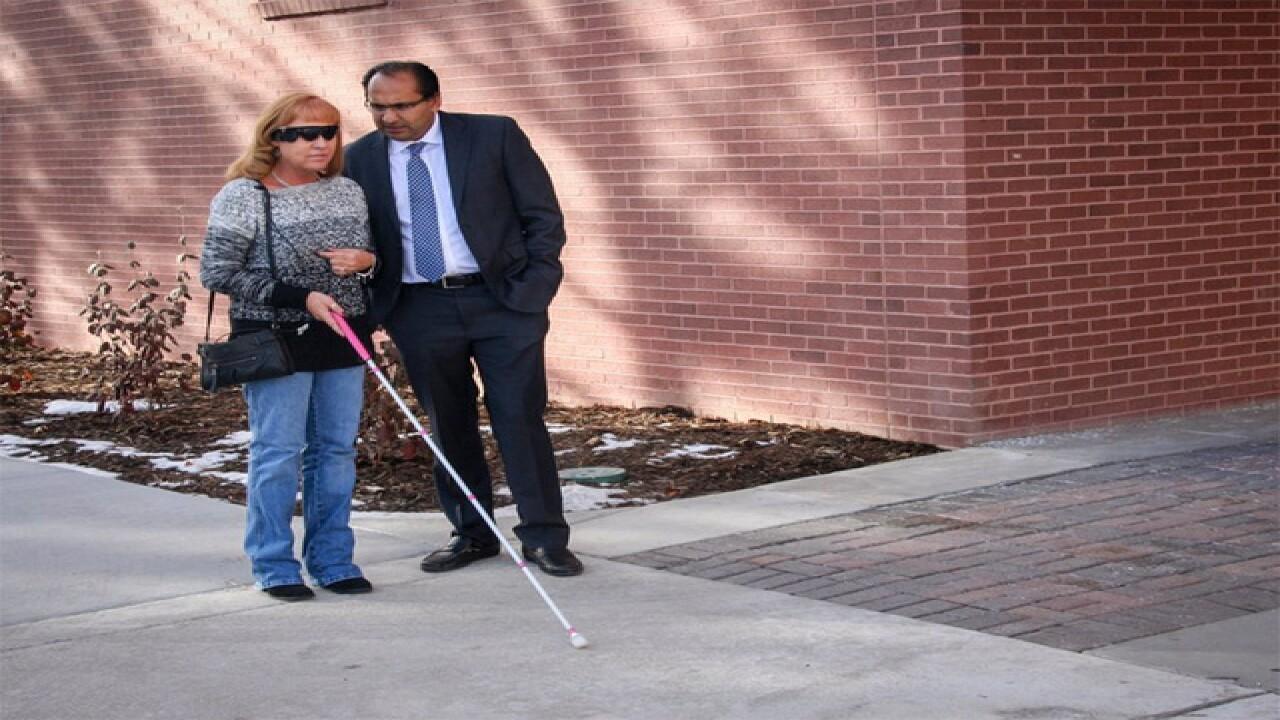 "Blind Coloradan receives first ""bionic eye"""