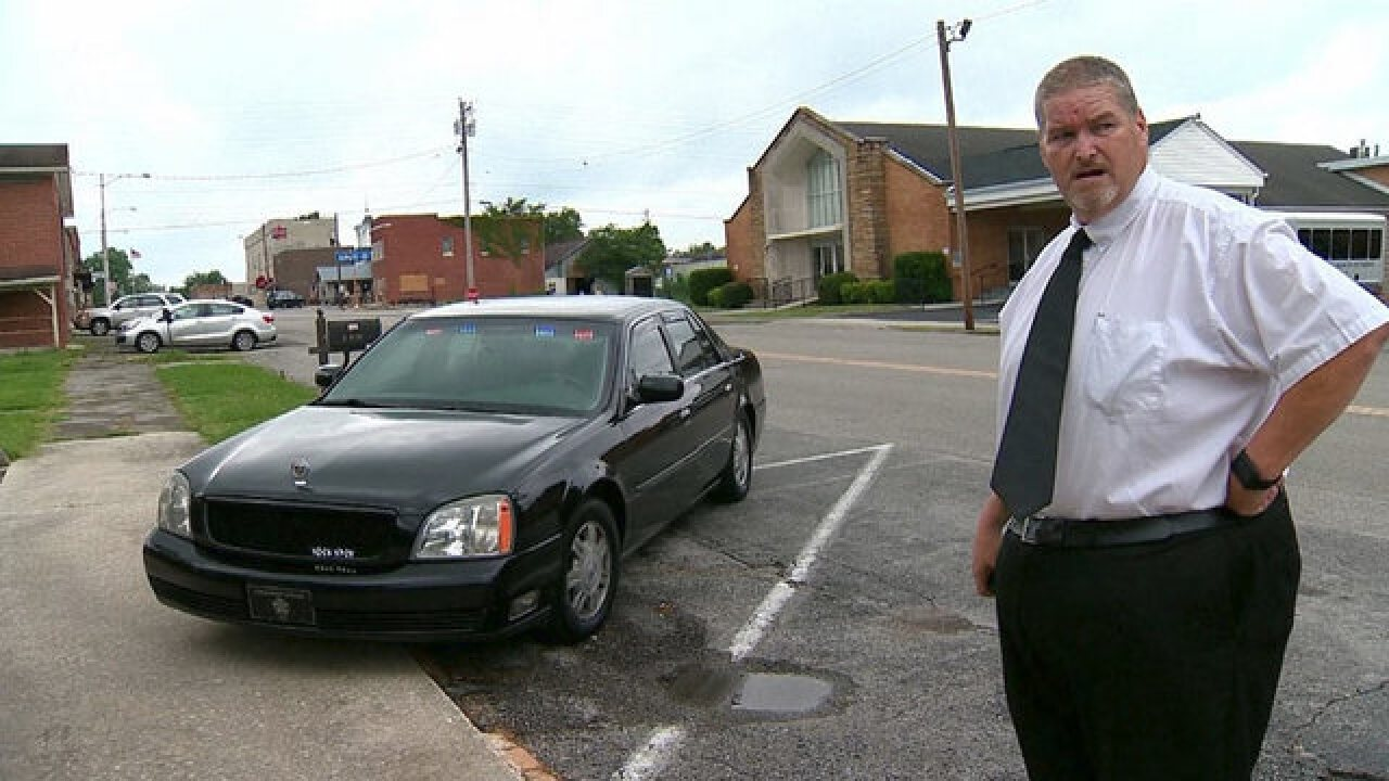 Funeral Director Involved In Fatal Police Chase