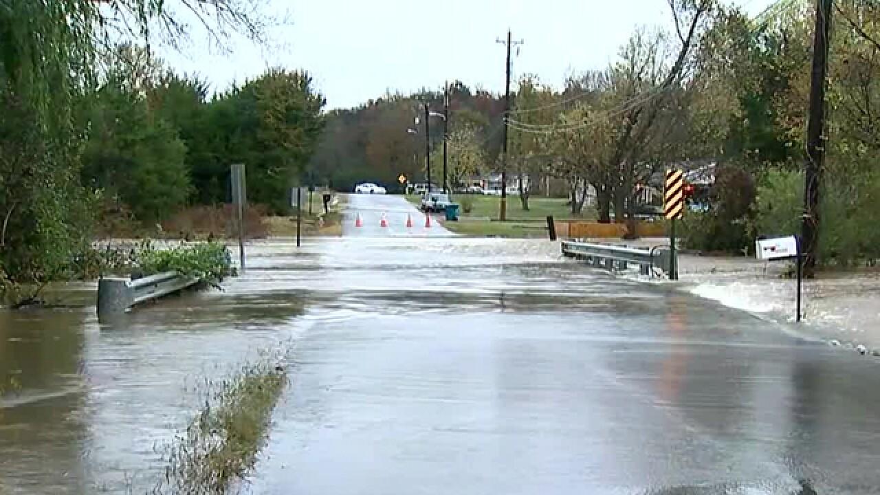 Flooding Closes Roads, Prompts Evacuations