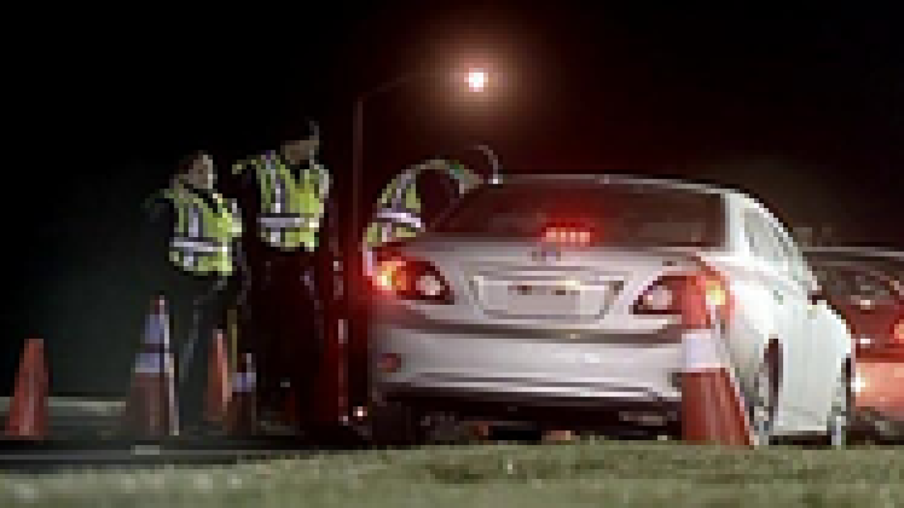 Bill aims to ban DUI checkpoints