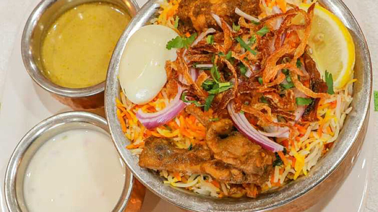 Bawarchi Indian Cuisine Is Now Serving Its Signature Biryani And