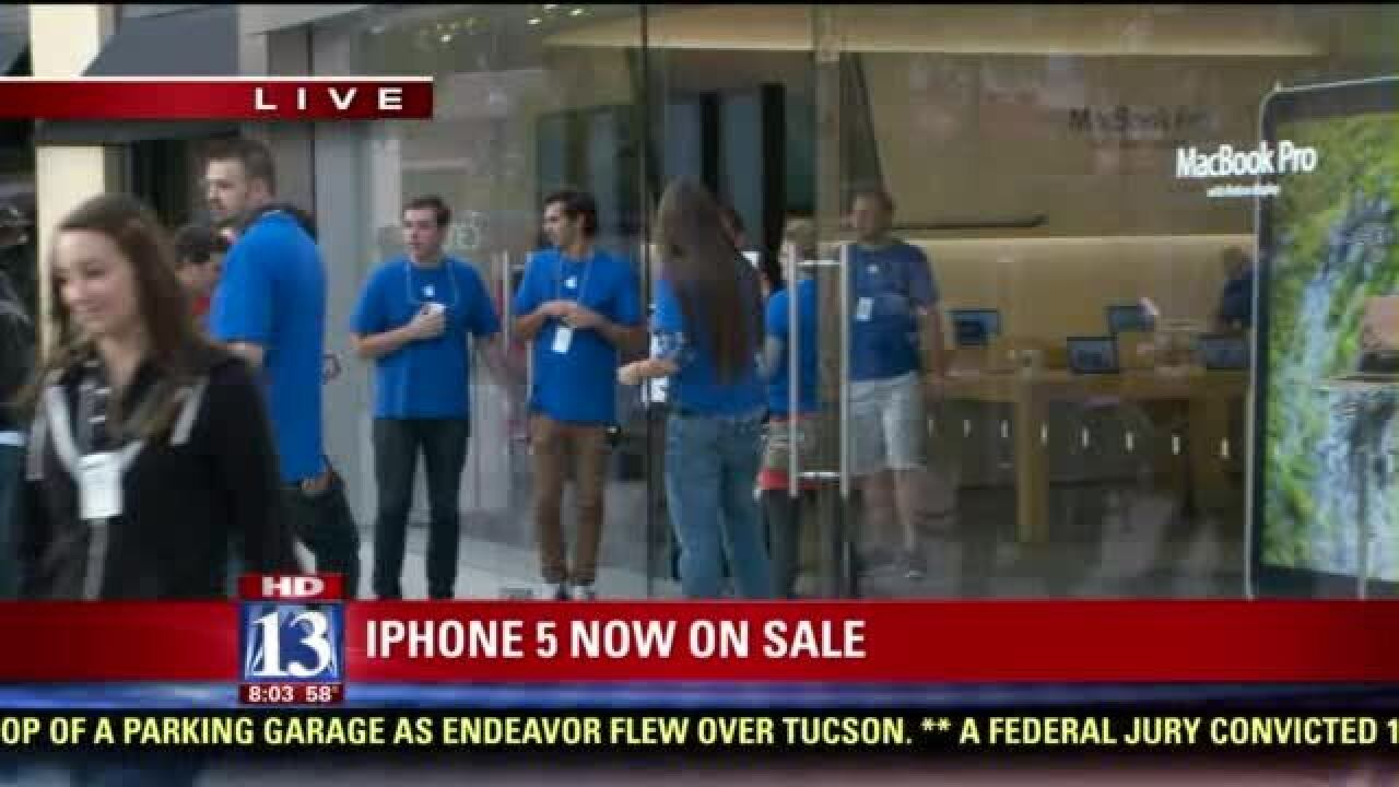 iPhone 5: The wait is over