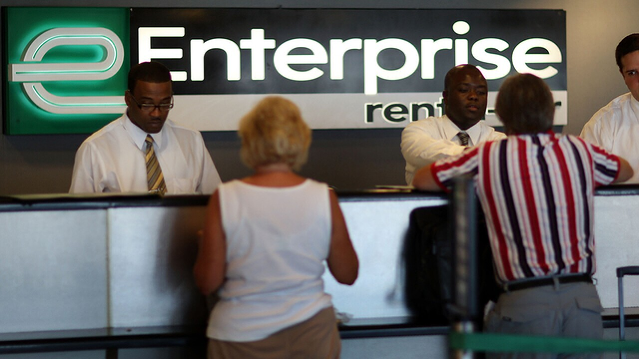 First National Bank, Enterprise Rent-A-Car end promotions for NRA members