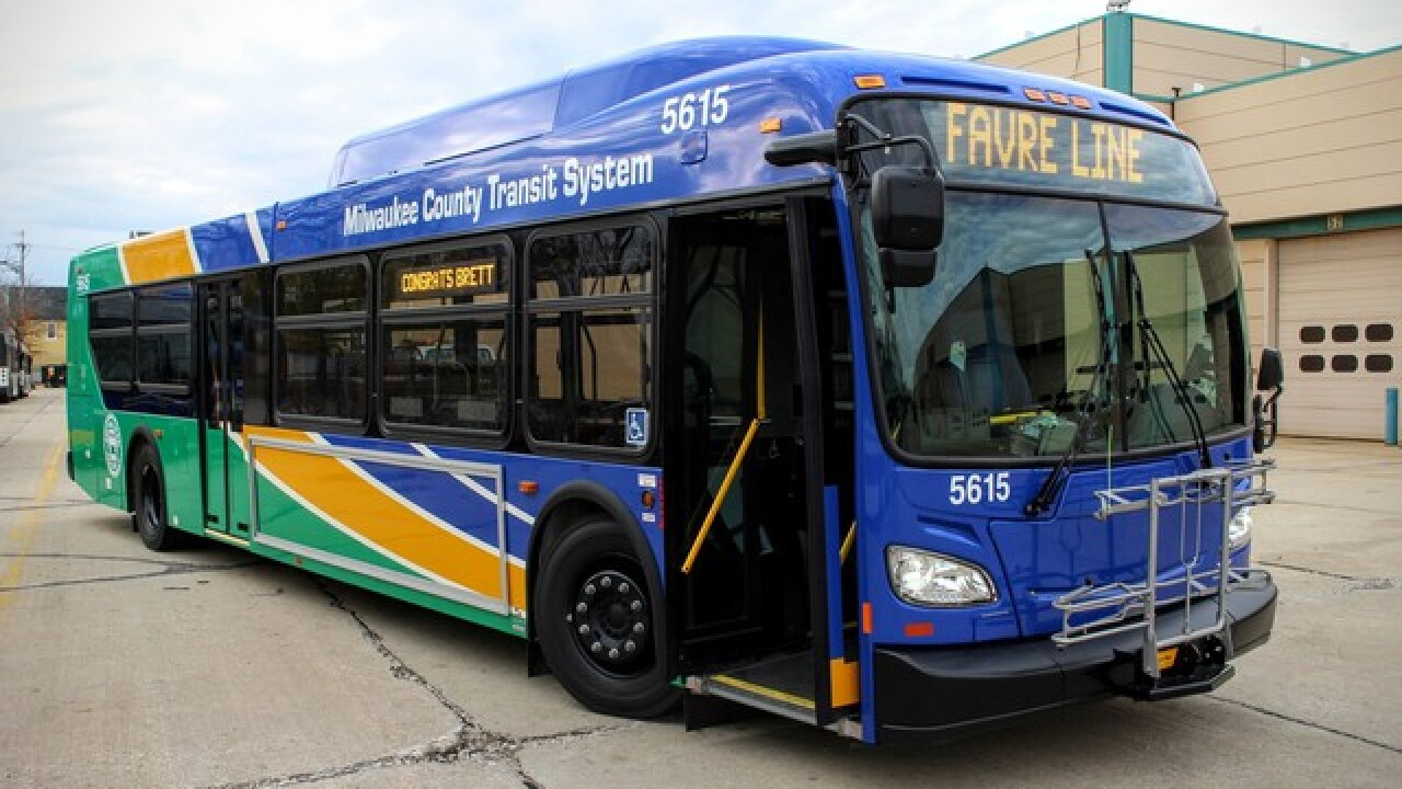 MCTS Launches Favre Line