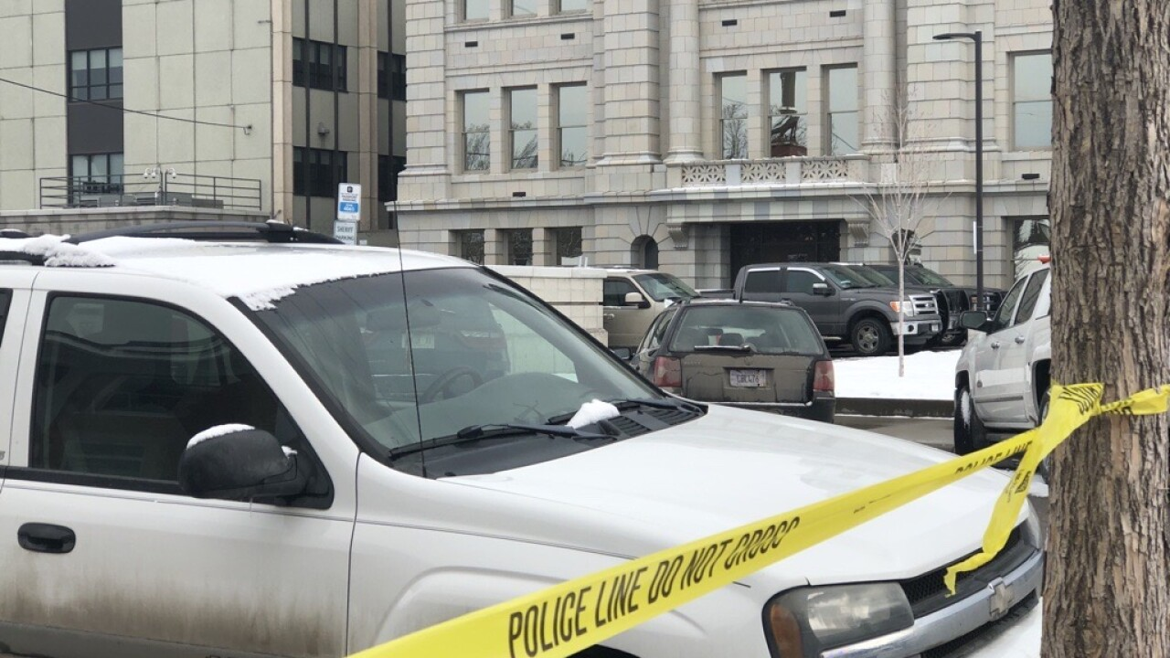 Downtown Missoula situation still active after shots fired at police car
