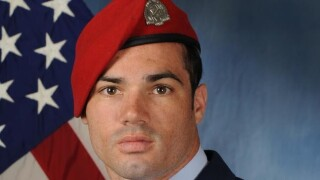 Missing airman identified as recovery efforts continue