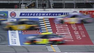 FILE NASCAR Michigan Auto Racing